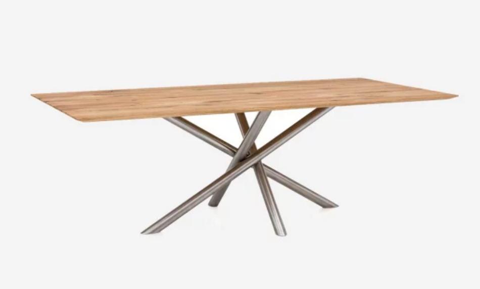 Kattwinkel Esstisch Swiss Massivholz